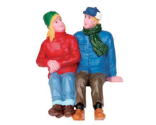 52365 - Chatting Together - Lemax Christmas Figurines