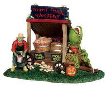 53201 - Night Shade Garden Cart - Lemax Spooky Town Accessories