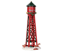 53211 - Water Tower - Lemax Christmas Village Table Pieces