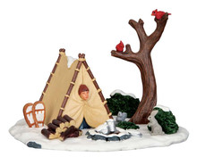53227 - Winter Wakeup - Lemax Christmas Village Table Pieces