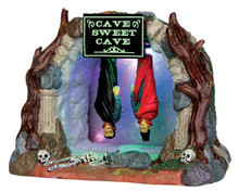 54904 - Cave Sweet Cave, Battery-Operated (4.5v) - Lemax Spooky Town Accessories