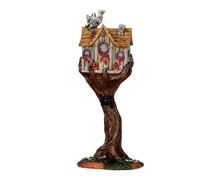 54907 - Spooky Haunted Birdhouse - Lemax Spooky Town Accessories