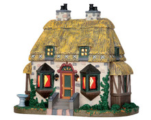 55901 - Butler Residence - Lemax Caddington Village Christmas Houses & Buildings