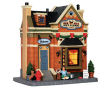 55957 - Pet Office - Lemax Caddington Village Christmas Houses & Buildings