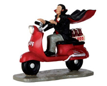 62425 - Vampire Blood Run - Lemax Spooky Town Figurines