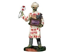 62430 - Ghoul Chef - Lemax Spooky Town Figurines