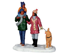 62446 - Winter Walk - Lemax Figurines