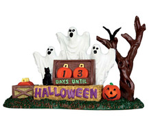 63264 - Halloween Countdown - Lemax Spooky Town Accessories