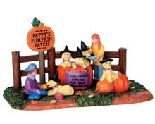 63265 - Halloween Pupkins - Lemax Spooky Town Accessories