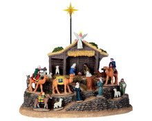 63280 - Village Bethlehem - Lemax Table Pieces