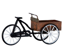 64068 - Carry Bike - Lemax Misc. Accessories