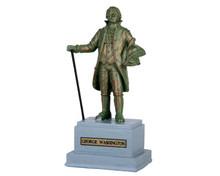 64076 - Park Statue – George Washington - Lemax Misc. Accessories