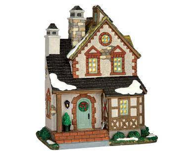 65089 - Normandy Cottage - Lemax Caddington Village