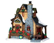 65095 - The Owens' Cabin - Lemax Vail Village