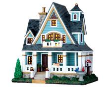 65099 - Pearson Cottage - Lemax Caddington Village