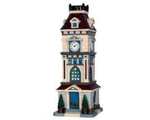 65117 - Clock Tower - Lemax Caddington Village
