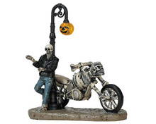 72491 - Bad to  the Bone - Lemax Spooky Town Figurines