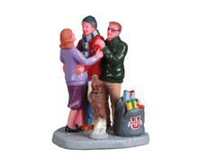 72503 - Home for the Holidays - Lemax Figurines