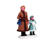 72518 - A Day In Town - Lemax Figurines