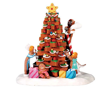 73291 - The Family Tree - Lemax Sugar N Spice Accessories