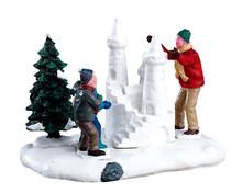 73306 - Snow Castle - Lemax Table Pieces