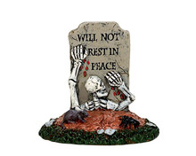 74219 - Escape from a Grave - Lemax Spooky Town Accessories