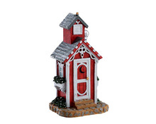 74233 - Victorian Outhouse - Lemax Misc. Accessories