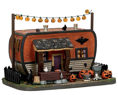 75186 - Creepy Camper - Lemax Spooky Town Houses