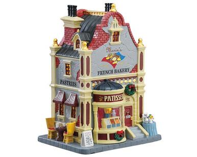 75224 - Marie's French Bakery - Lemax Caddington Village