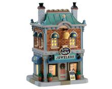 75236 - A Cut Above Jewelers - Lemax Caddington Village