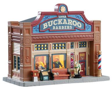 75253 - Little Buckaroo Barbershop - Lemax Jukebox Junction