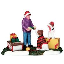 62432 - Santa's Pets - Lemax Figurines