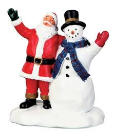 62437 - Christmas Greetings - Lemax Figurines