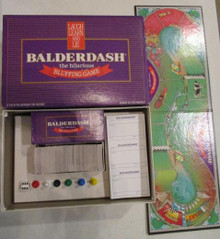 Vintage Board Games - Balderdash - Games Gang