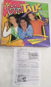 Girl Talk - Milton Bradley 1995 Edition