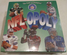Vintage Board Games - NFL-Opoly - USA Games
