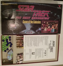 Vintage Board Games - Star Trek: The Next Generation - Cardinal