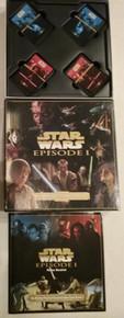 Vintage Board Games - Star Wars Episode 1 - Decipher, Inc.