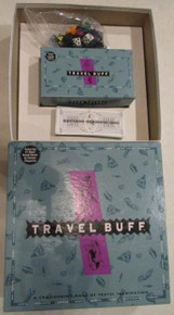 Vintage Board Games - Travel Buff - Intellectual Technologies