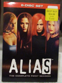 Alias - Season 1 - TV DVDs