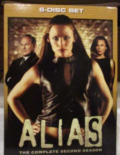 Alias - Season 2 - TV DVDs