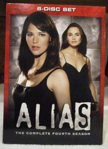 Alias - Season 4 - TV DVDs