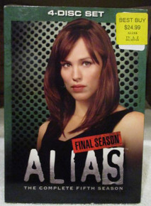 Alias - Season 5 - TV DVDs