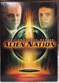 Alien Nation - Complete Series - TV DVDs