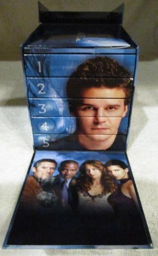 Angel - Complete Series (Five Seasons) - TV DVDs