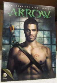 Arrow - Season 1 - TV DVDs