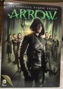 Arrow - Season 2 - TV DVDs