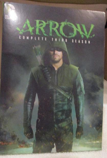 Arrow - Season 3 - TV DVDs
