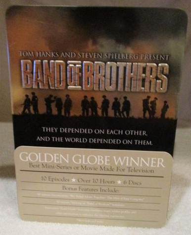 Band of Brothers - Complete Series - TV DVDs