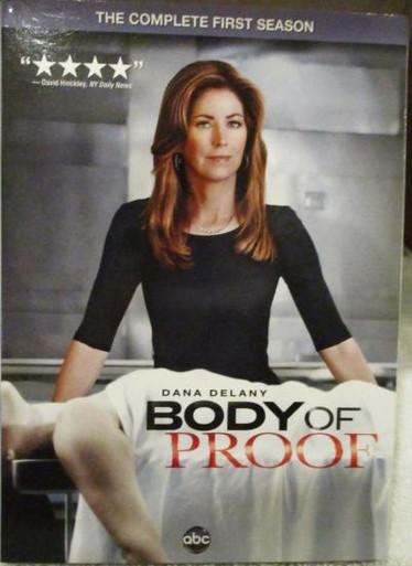 Body of Proof - Season 1 - TV DVDs